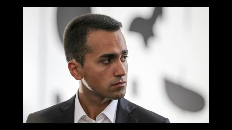 Di Maio si smarca: Io candidato premier? Prima pensare a cosa, poi a chi