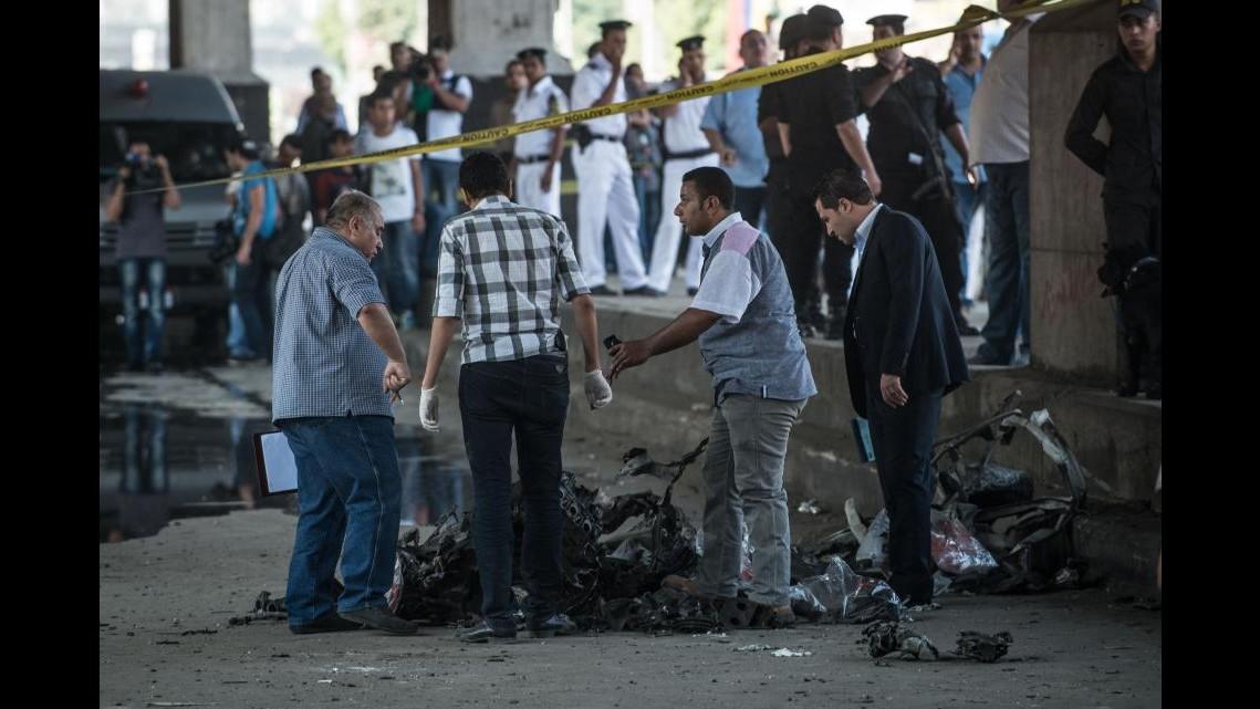 Egitto, l'Isis ha rivendicato l'attacco al consolato italiano al Cairo