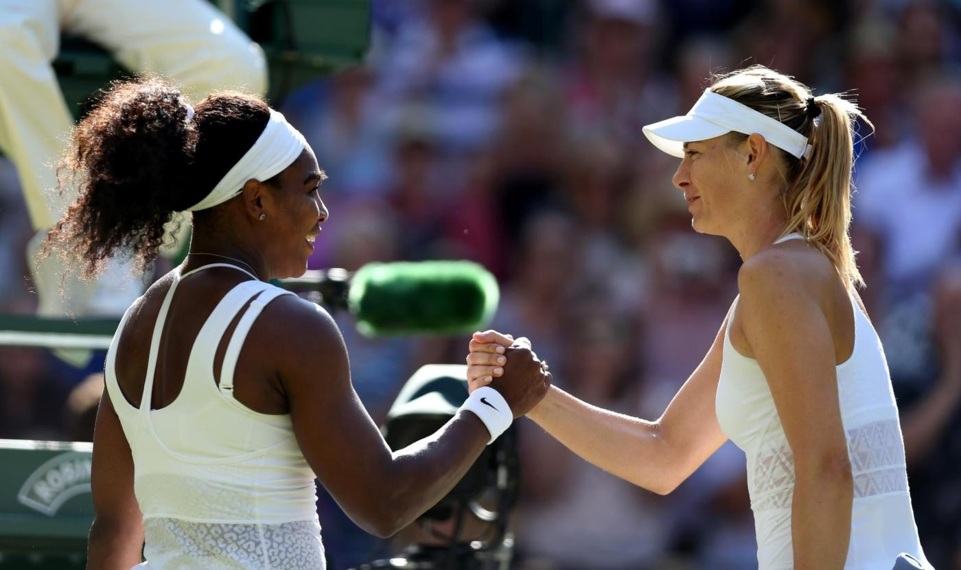 Wimbledon: trionfo di Serena Williams, battuta la Muguruza