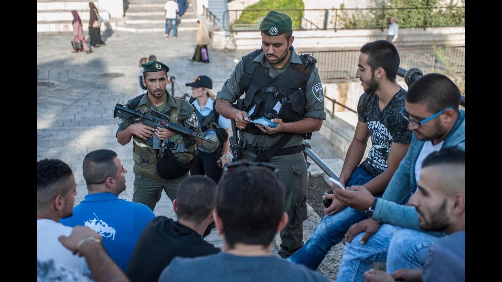 Israele convoca ambasciatore Francia su forza pace in Spianata moschee