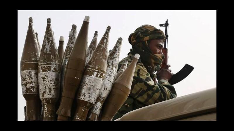 """Nigeria, forte esplosione a Maiduguri, città """"culla"""" di Boko Haram: un morto"""