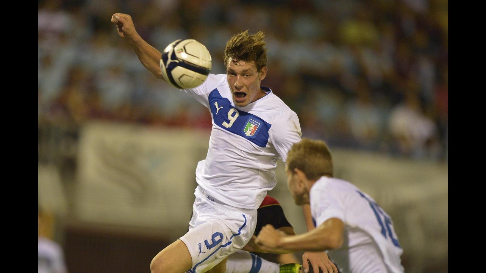 Calcio, Tavecchio: Italia si candiderà a ospitare Europeo Under21 2019
