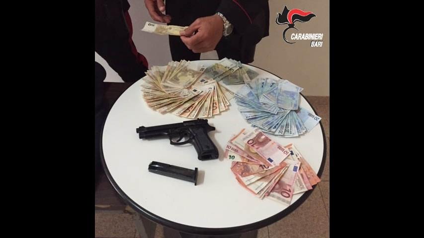 Bari, assaltano un supermercato: arrestati in quattro, uno è minorenne