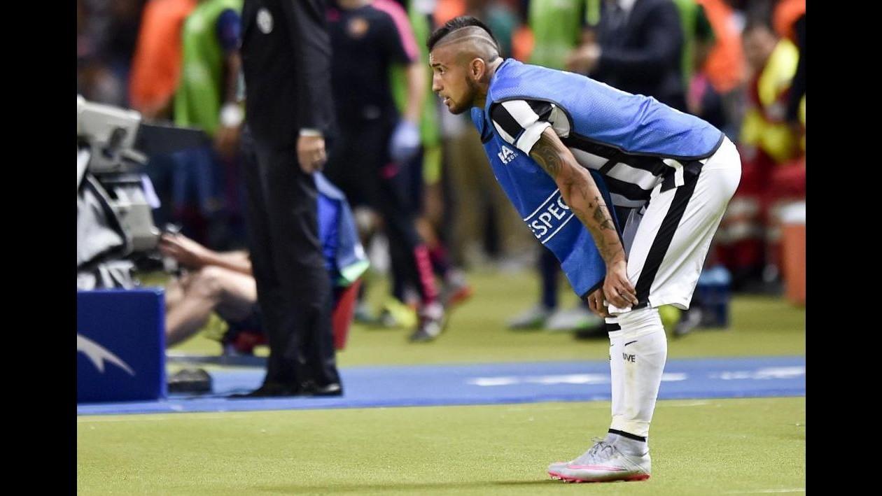 Calcio, Vidal: Felice, il Bayern nuovo passo nella mia carriera