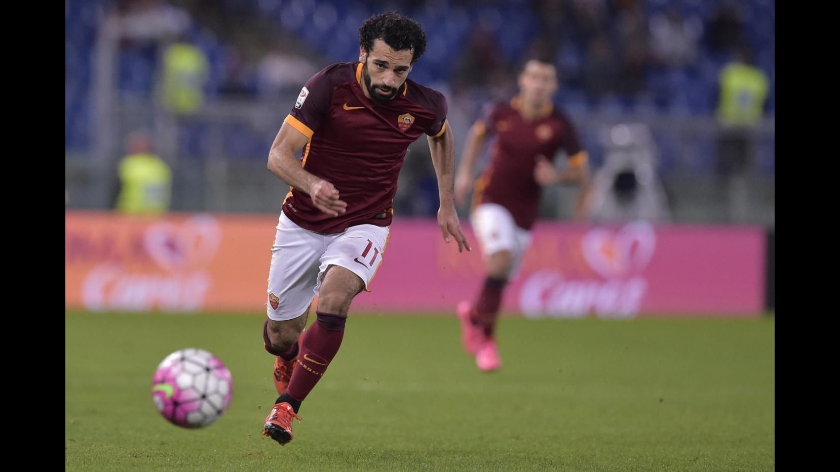 Roma: Salah tra i finalisti del Pallone d'Oro africano 2015