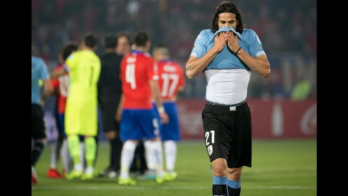 Uruguay: due giornate a Cavani per la reazione in Copa America