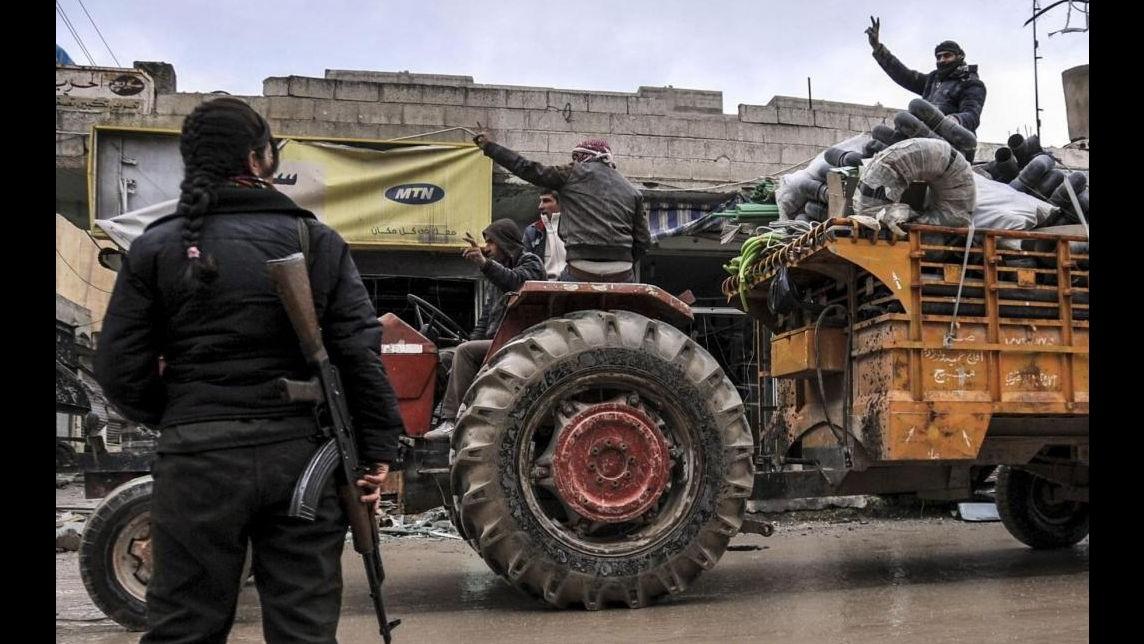 Isis, esercito Siria e milizie curde cacciano jihadisti da al-Hasaka