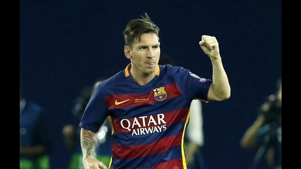 Stampa catalana: Messi salterà 'clasico' con Real Madrid
