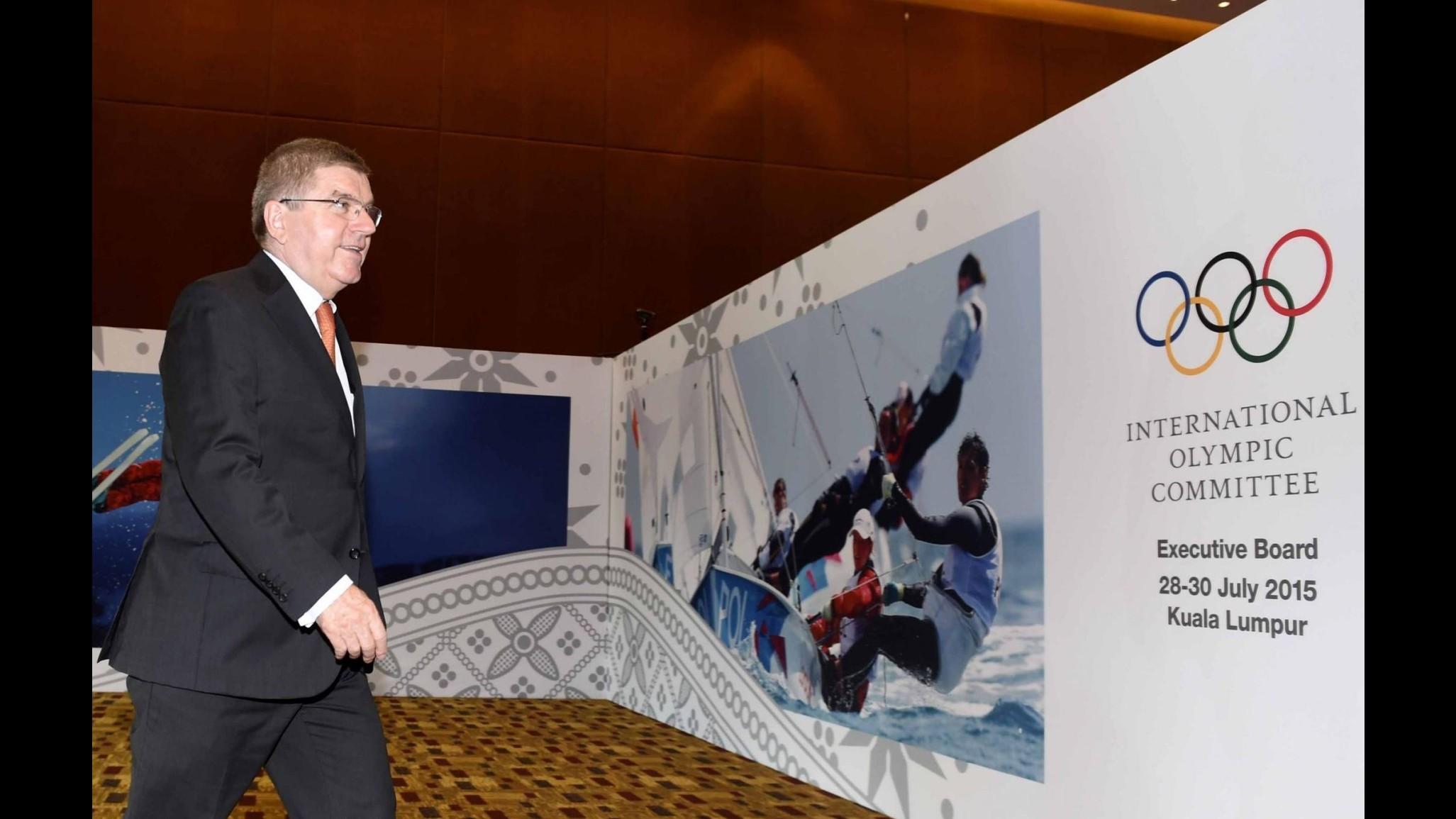 Cio: Fiducia su forte candidatura Usa per i Giochi del 2024