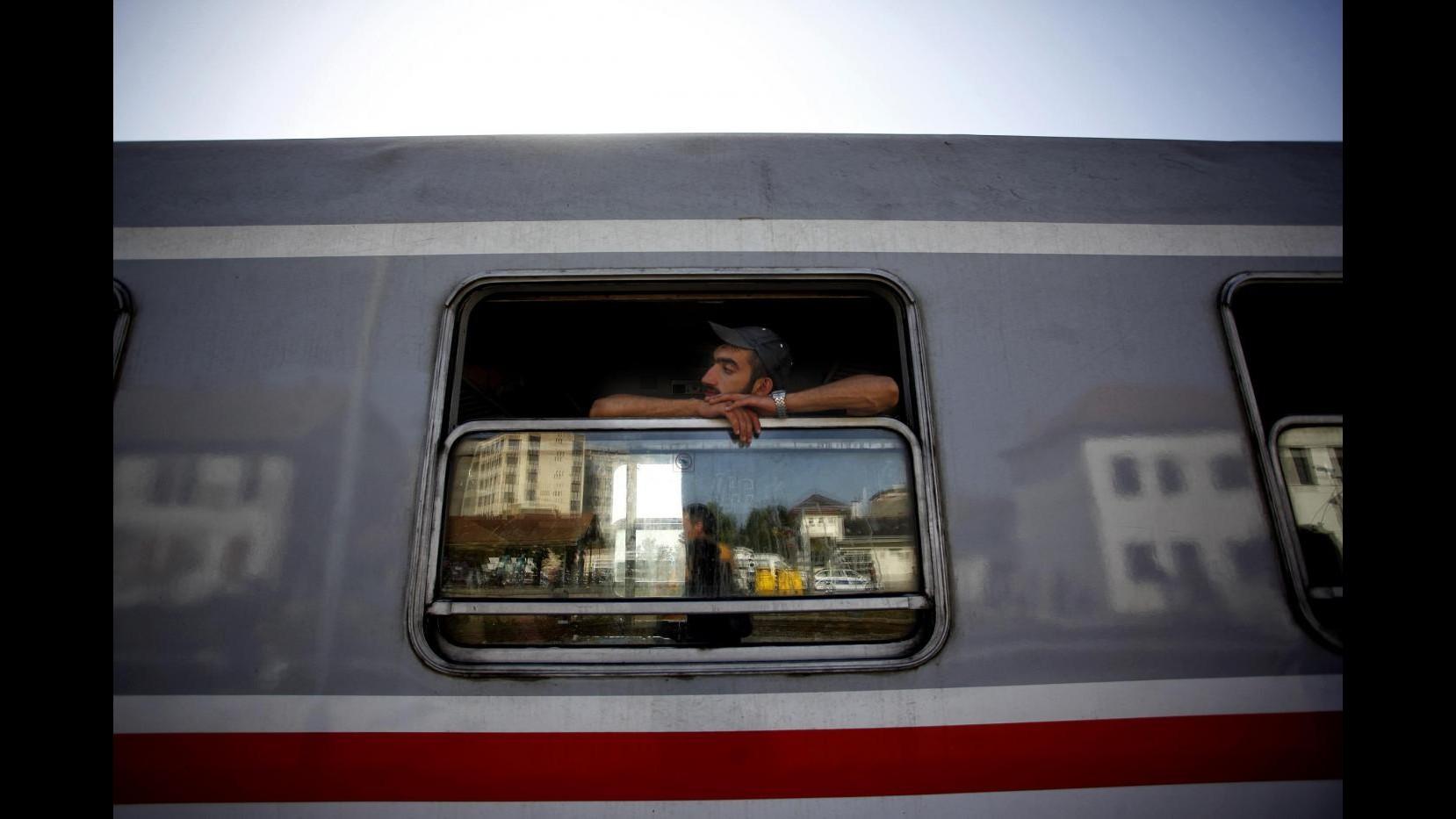 Migranti, Unhcr: 218mila arrivi a ottobre in Mediterraneo, è record