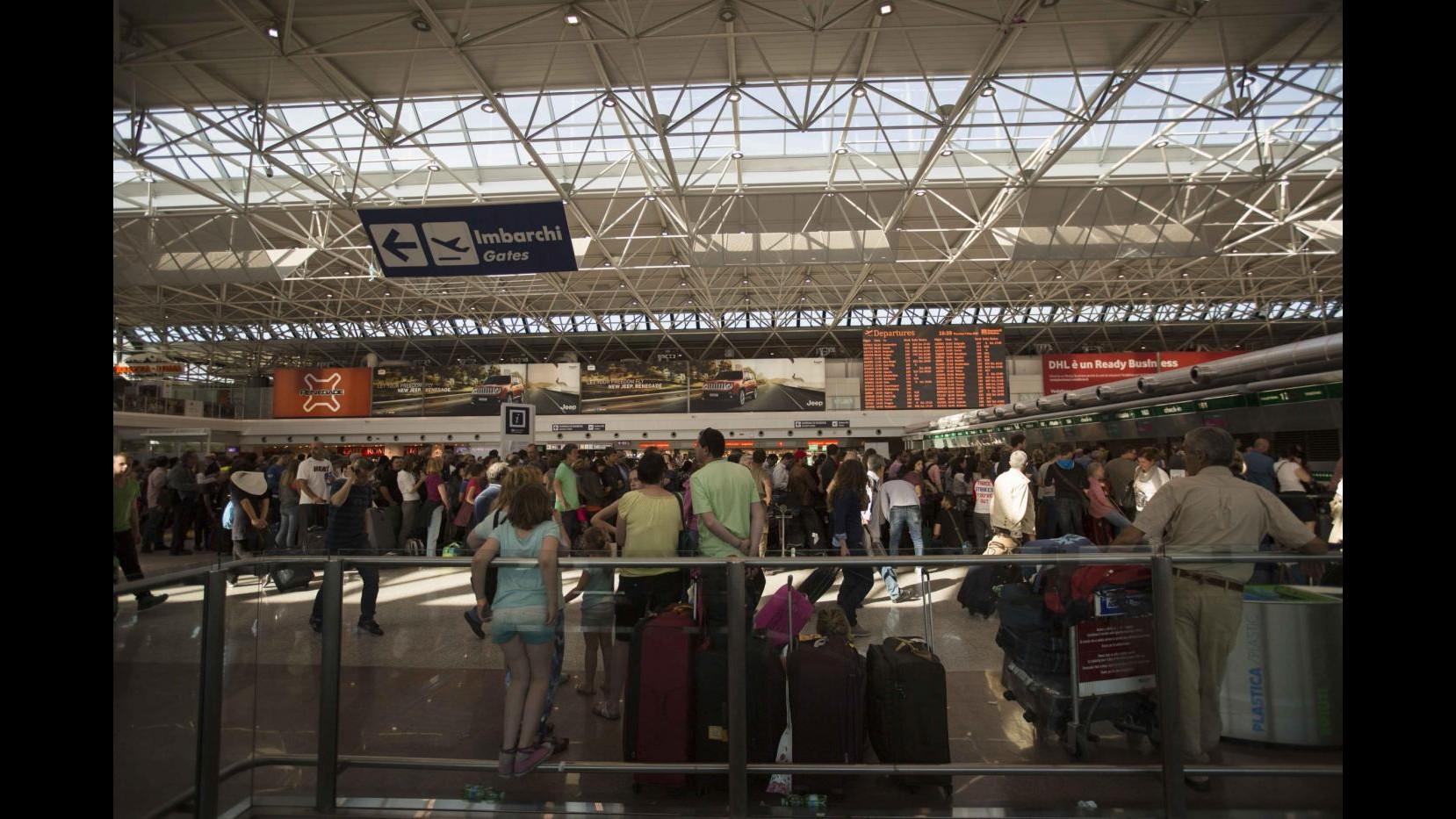 Roma, aeroporto Fiumicino: continuano i malori fra i lavoratori