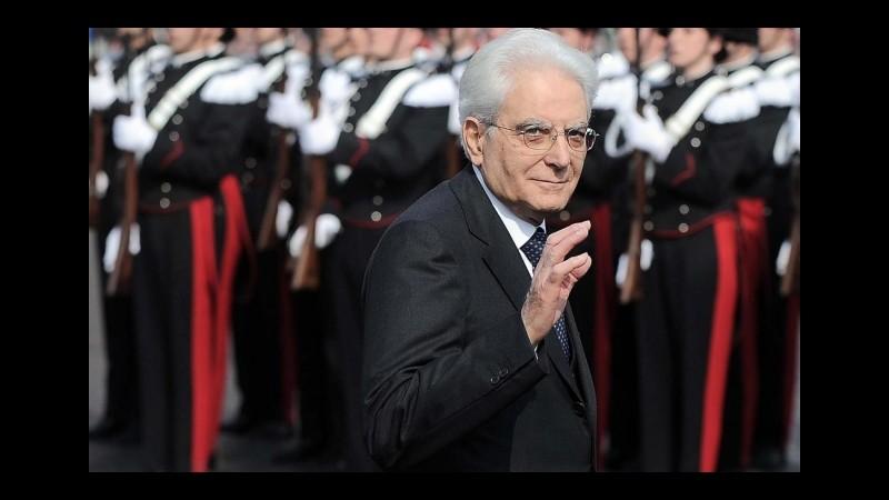 Mattarella: Made in Italy è soft power con grandi capacità economiche