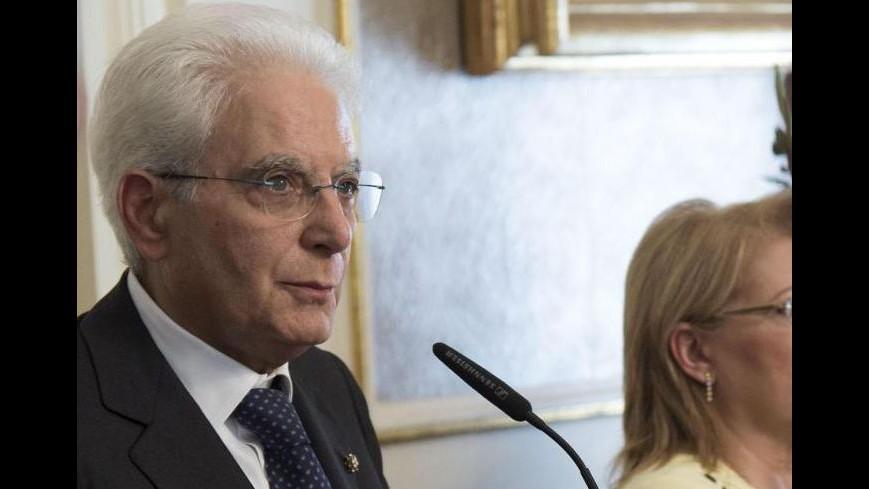 Marò, Mattarella: Italia si batterà perché siano in Italia