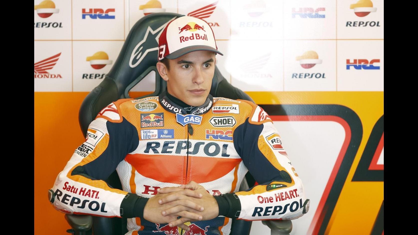 MotoGp, stampa spagnola: Marquez spintonato e insultato da inviati Iene