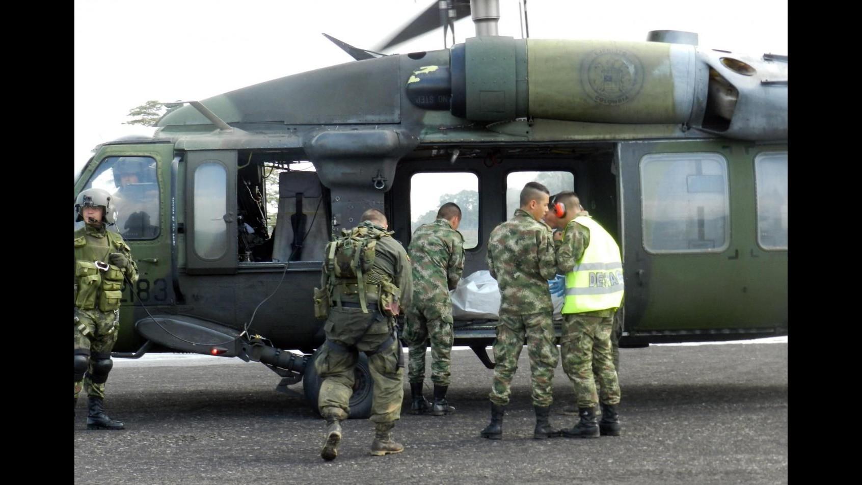 Colombia, governo sospende bombardamenti sui campi delle Farc