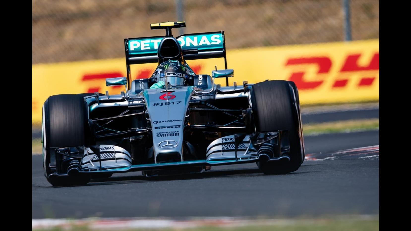 F1, Gp Ungheria: ordine di arrivo e classifiche del mondiale