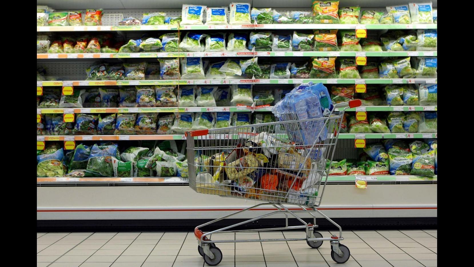 Inflazione, a Torino ad ottobre prezzi saliti dello 0.5% mensile
