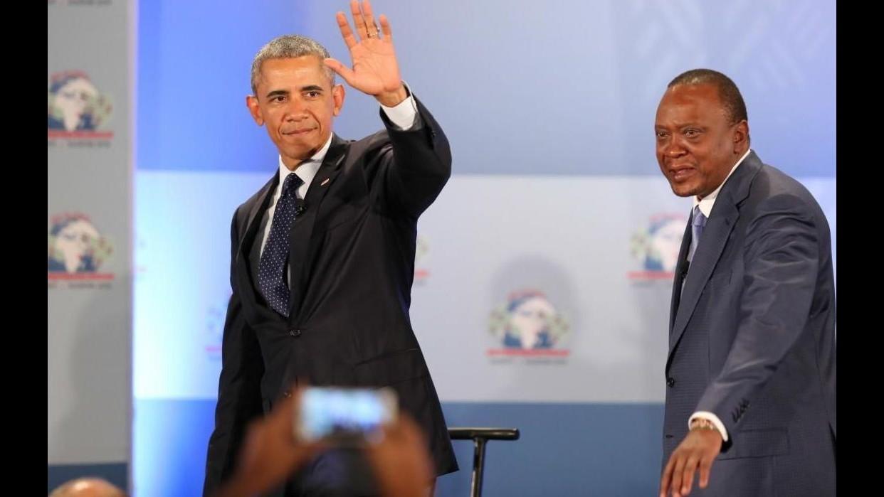 Diritti dei gay, Obama: No discriminazioni Kenyatta: noi abbiamo valori diversi