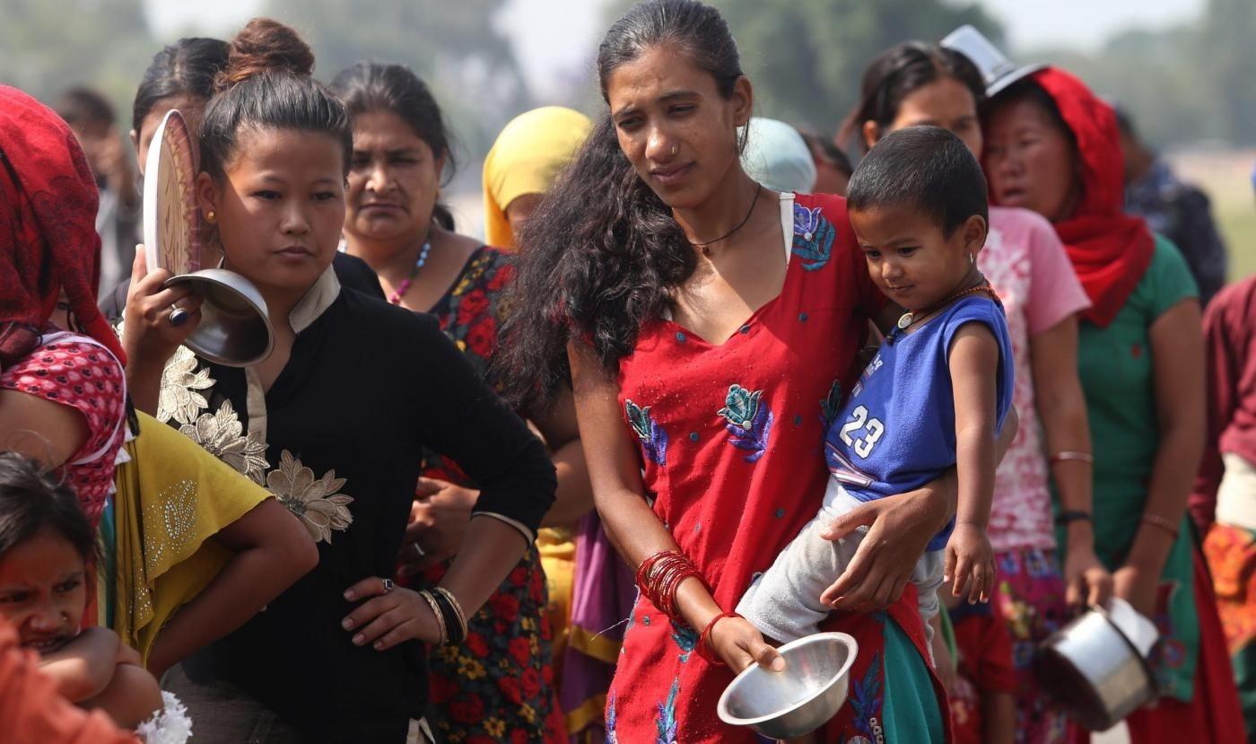 Nepal, Onu: Stagione dei monsoni peggiora la situazione. Urgente proseguire con gli aiuti