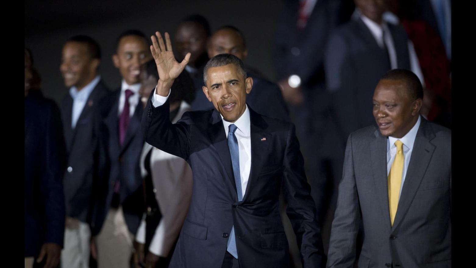 Kenya, Obama ricorda vittime attentato contro ambasciata Usa a Nairobi