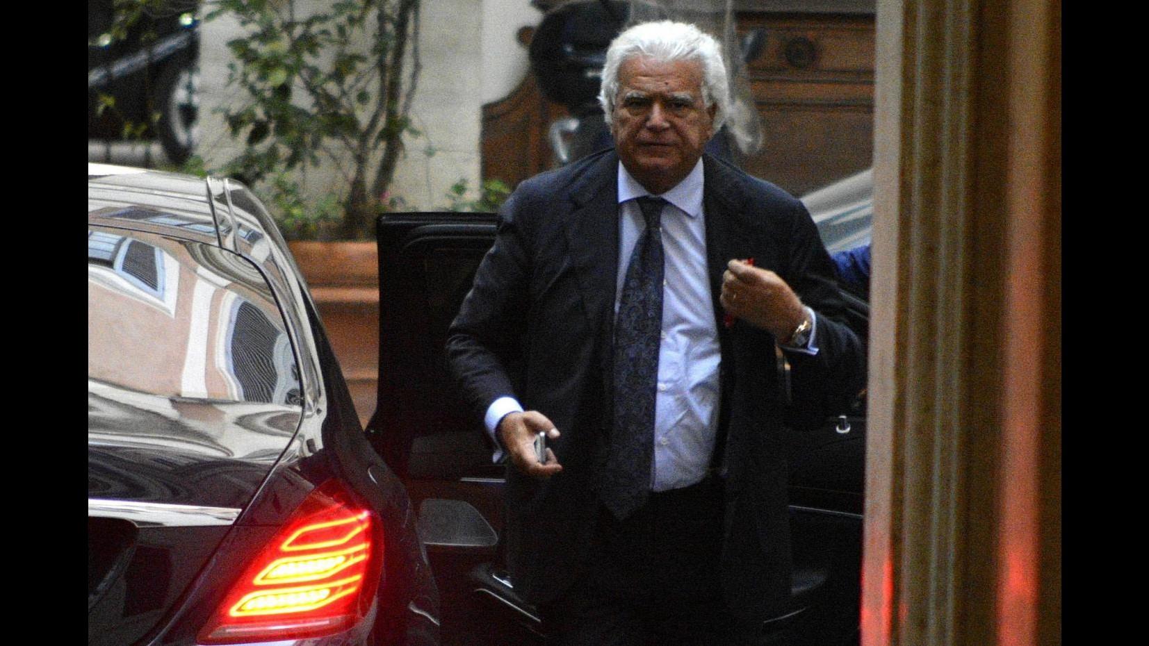FI, Verdini a Berlusconi: Lascio partito, presto nuovo gruppo