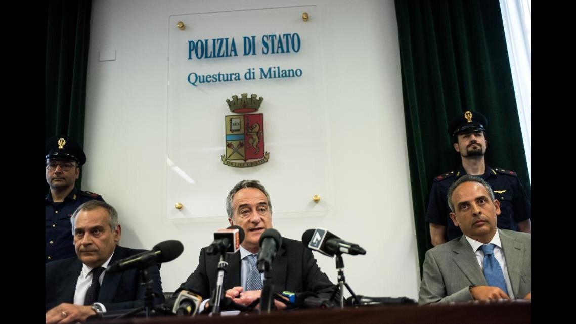 Milano, i presunti terroristi arrestati ieri  a Brescia non rispondono al Gip