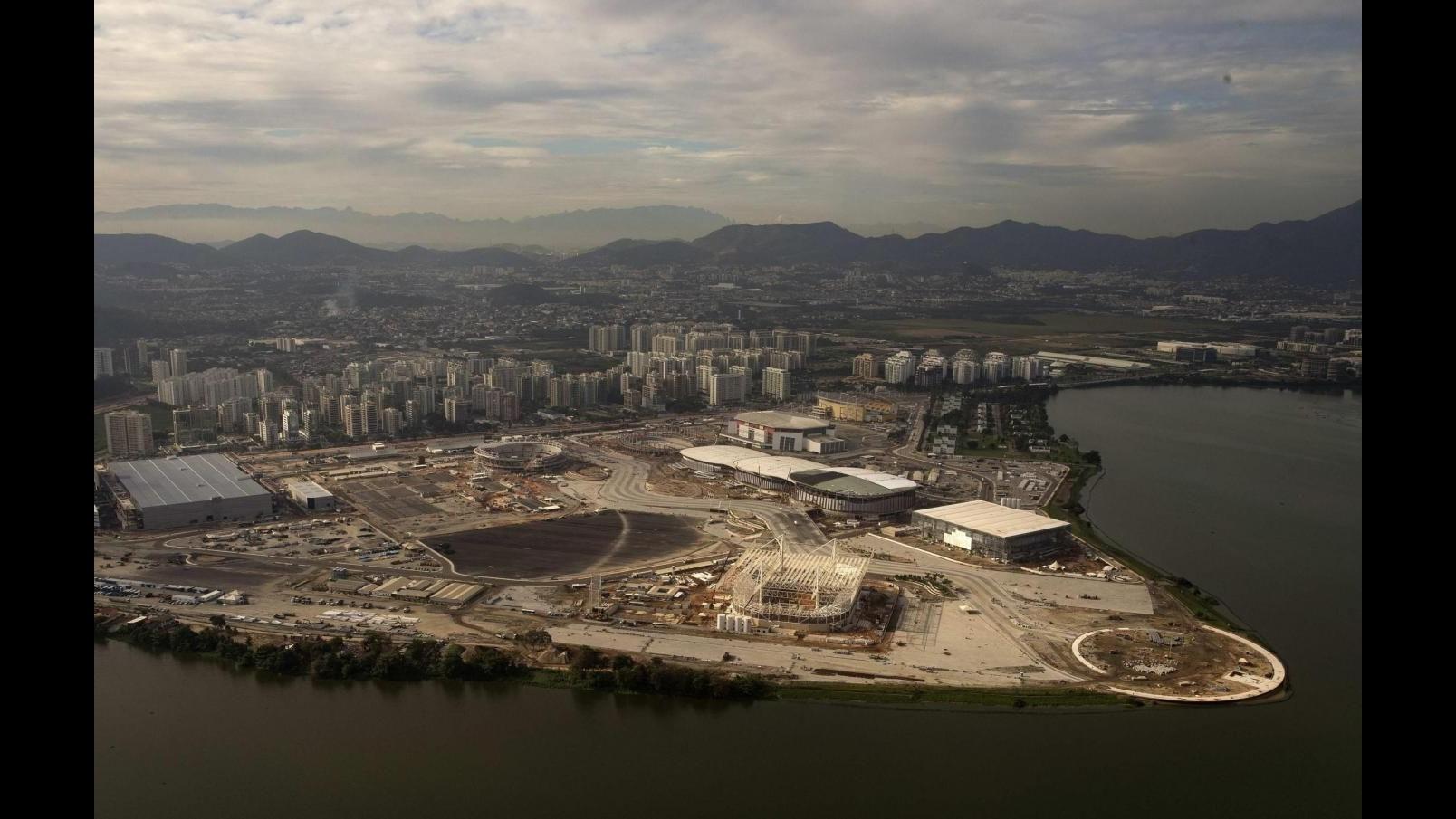 Rio 2016, villaggio olimpico quasi pronto. Fine dei lavori entro 2015