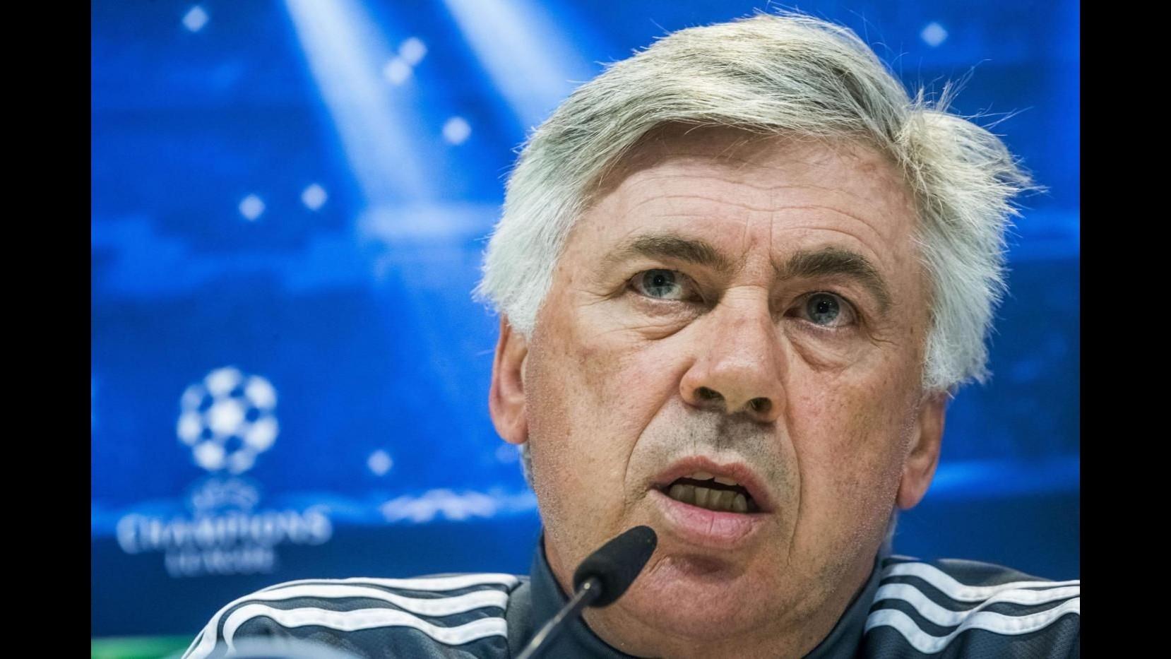 Stampa GB: Ancelotti al Chelsea ma solo con contratto lungo