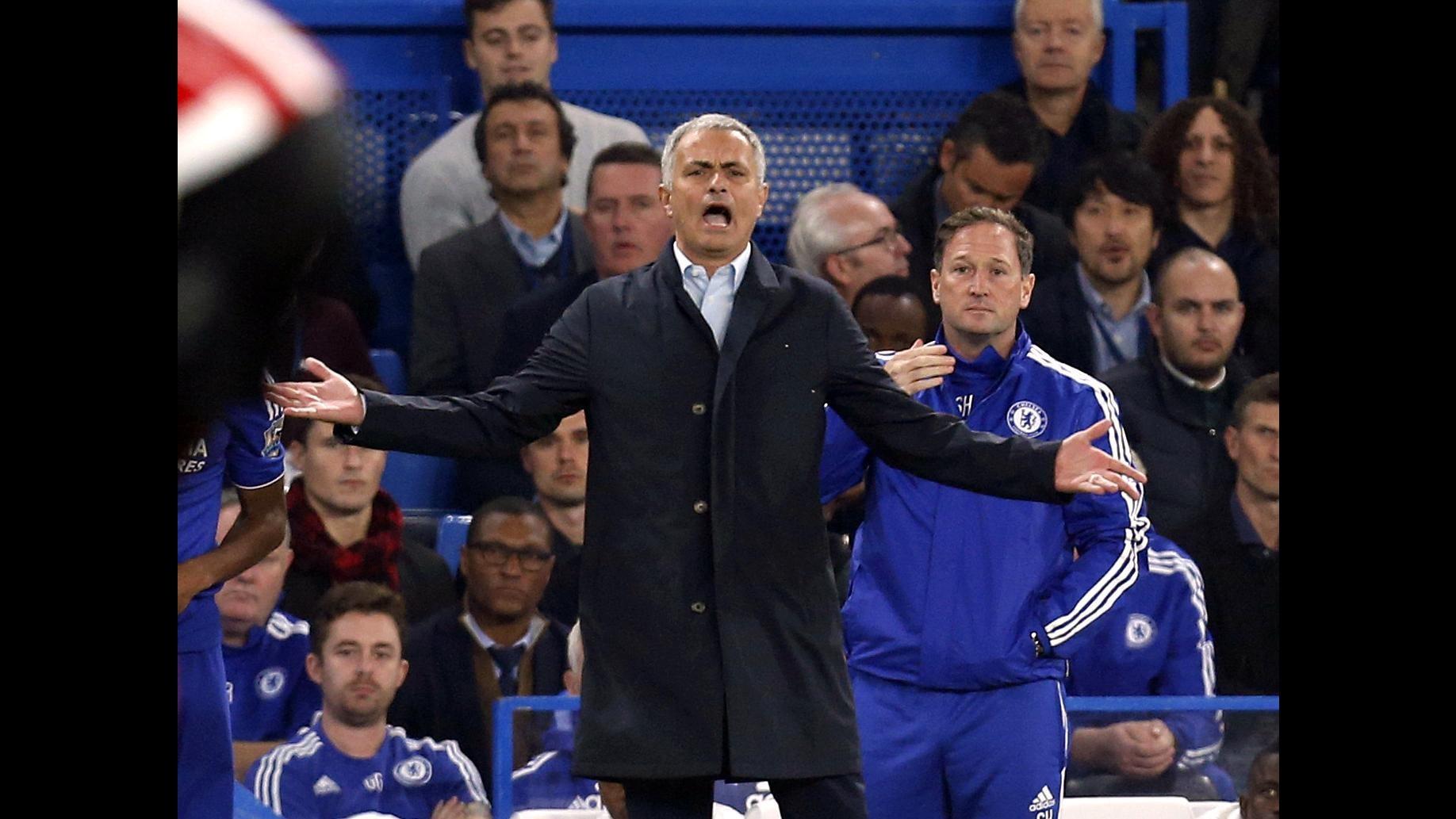 Calcio, Mourinho: Mio futuro al Chelsea? Non perdo certo il sonno