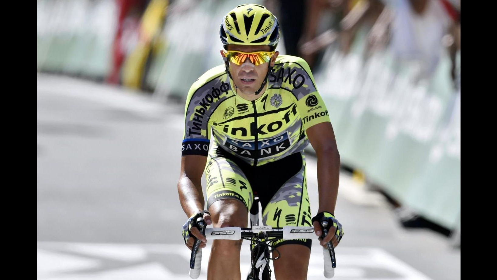 Tour de France, Contador: Non mi arrendo, voglio vincere