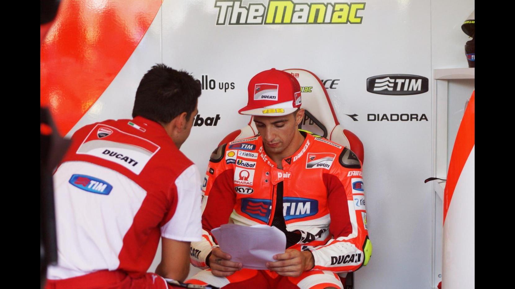 MotoGp, Iannone: Spero Valentino vinca Mondiale, io farò mia gara