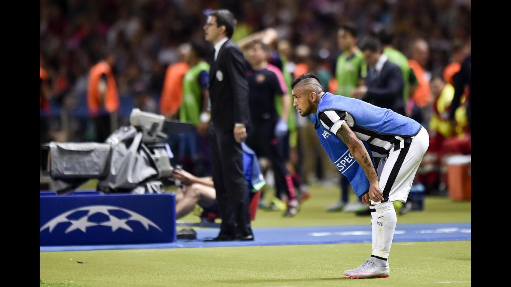 Calcio, Marotta: Vidal voleva andar via. Alex Sandro? Non interessa