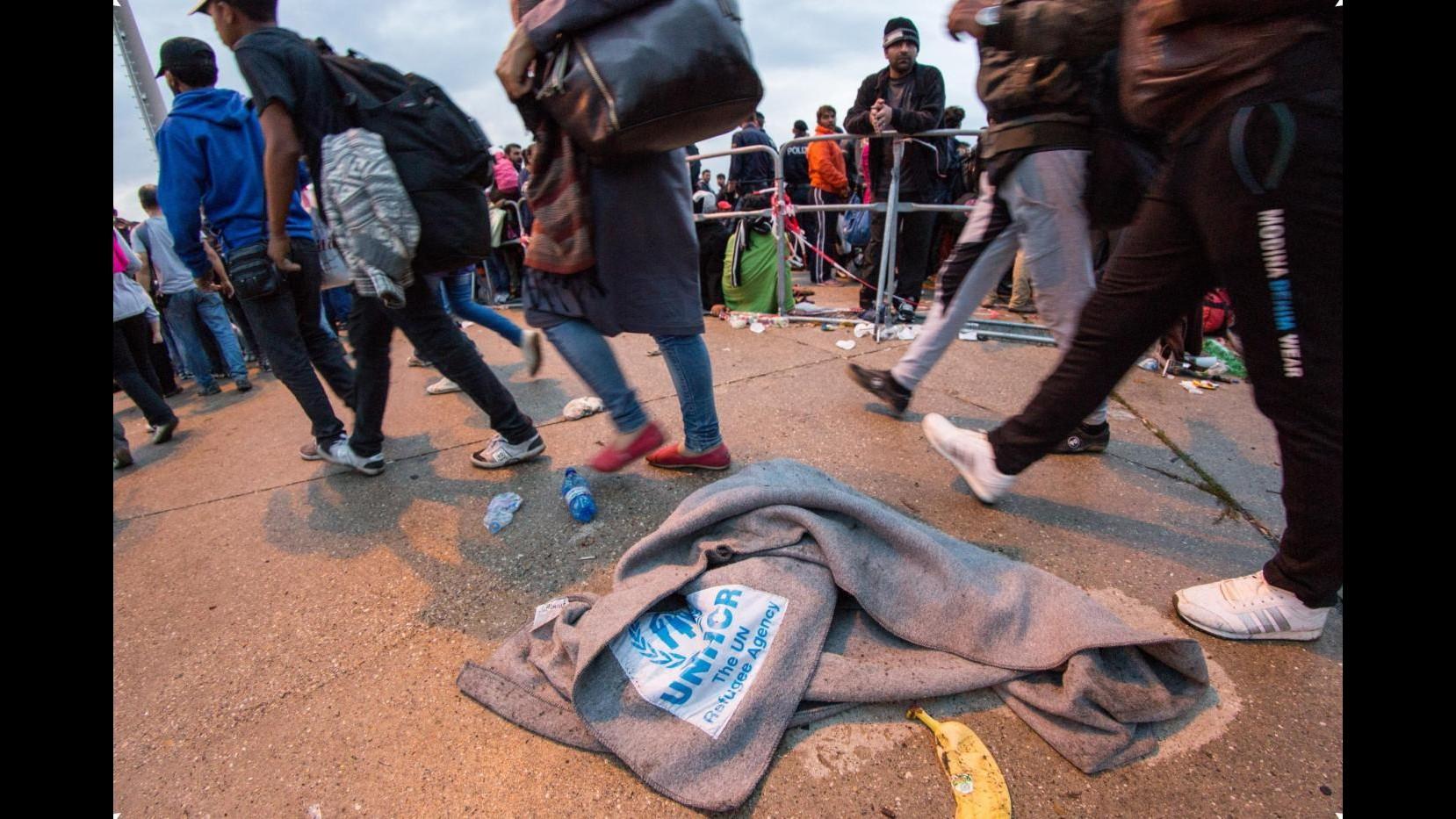 Migranti, l'italiano Filippo Grandi designato nuovo capo Unhcr