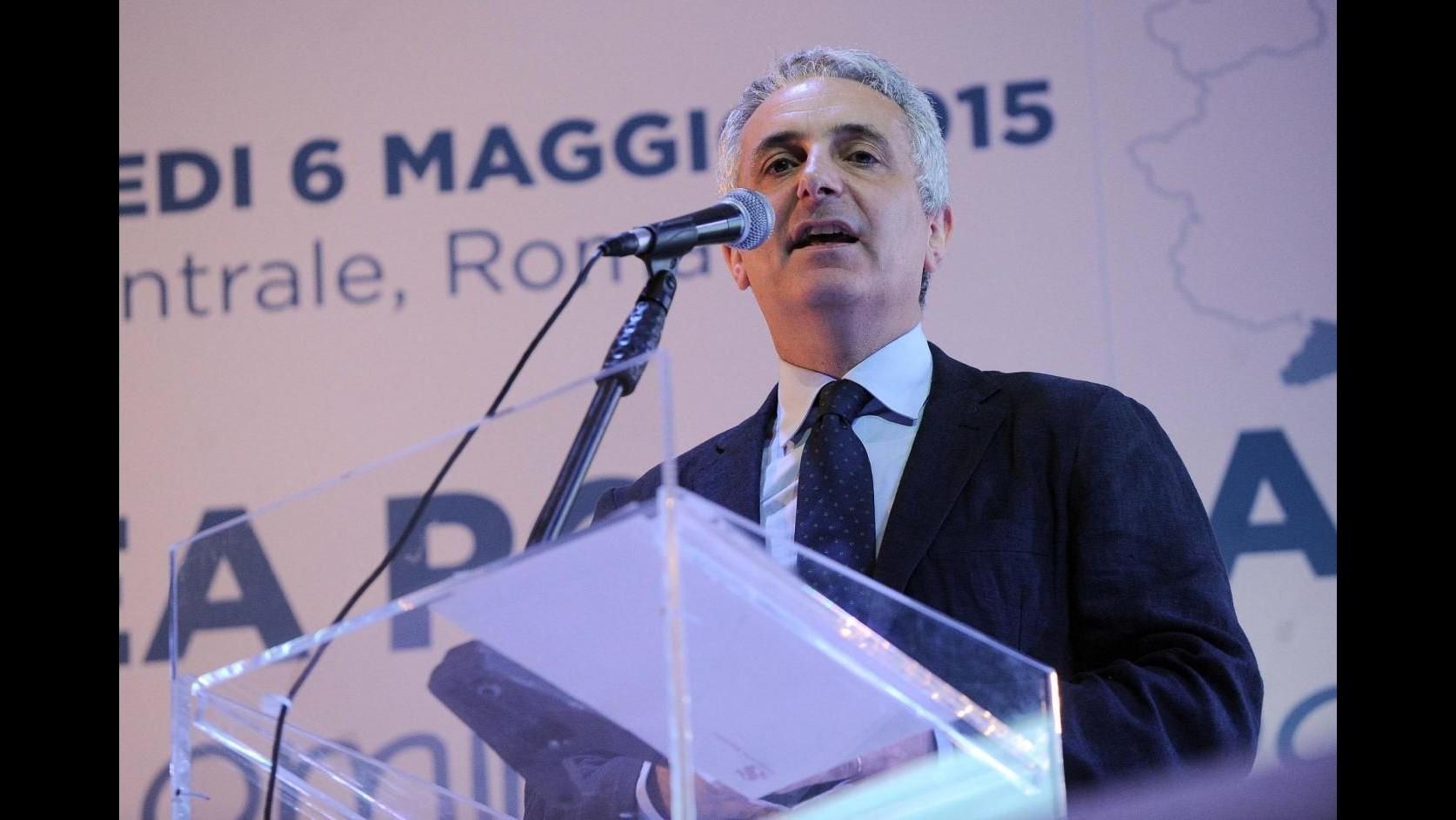 Campania, Quagliariello: Insostenibile spread Berlusconi-De Luca