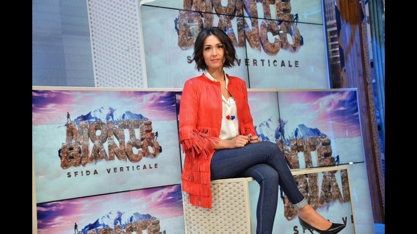 Rai2, in prima serata il reality 'Monte Bianco' con Balivo