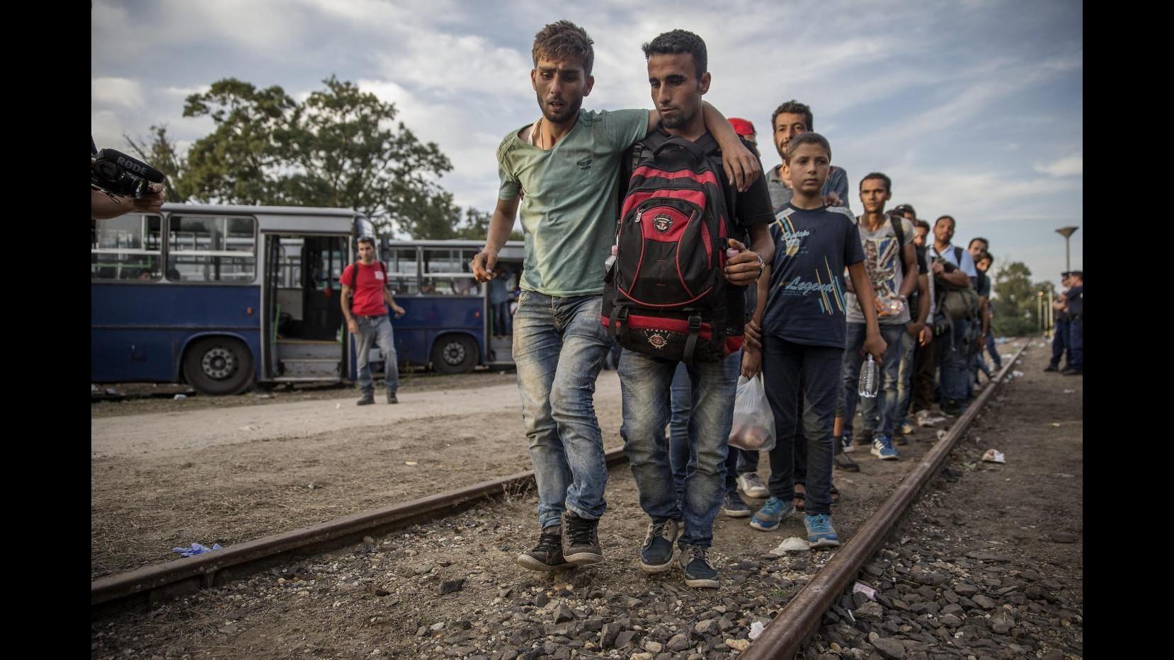 Migranti, Ue: 10 milioni a Slovenia per gestire arrivi