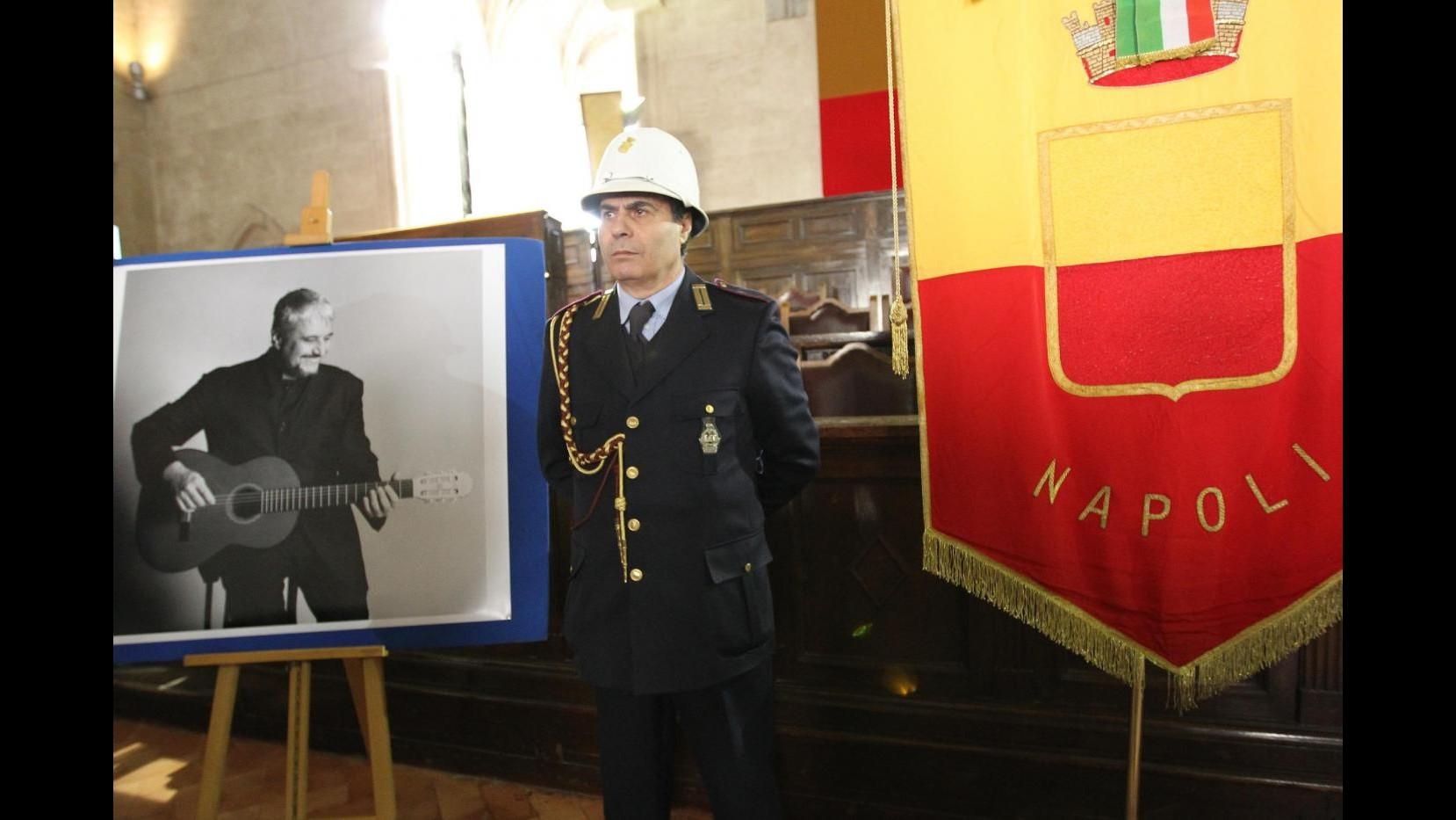 Musica, Pino Daniele celebrato nella raccolta 'Tracce di libertà'
