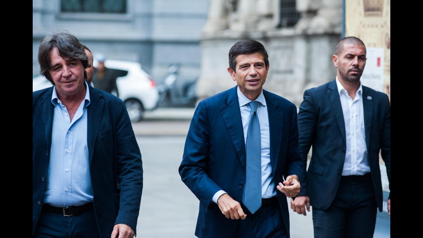Mafia, Lupi: Vicini ad Alfano e suo coraggio, è strada giusta