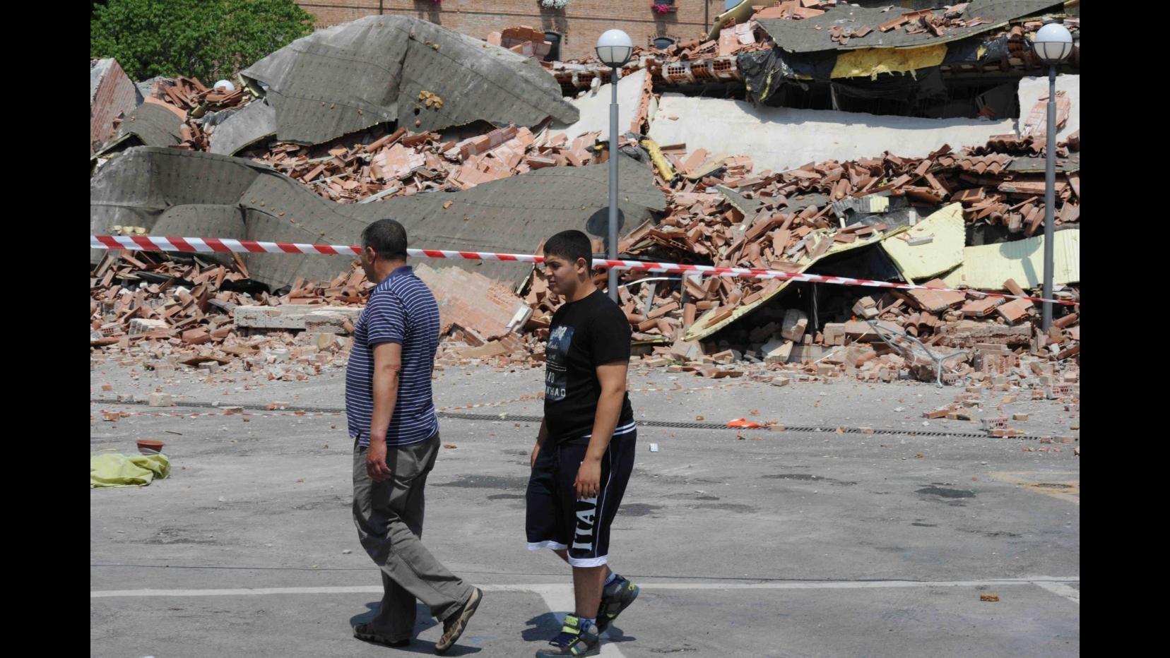 L'Aquila, Mattarella: Sei anni calvario doloroso, ora energie ci sono