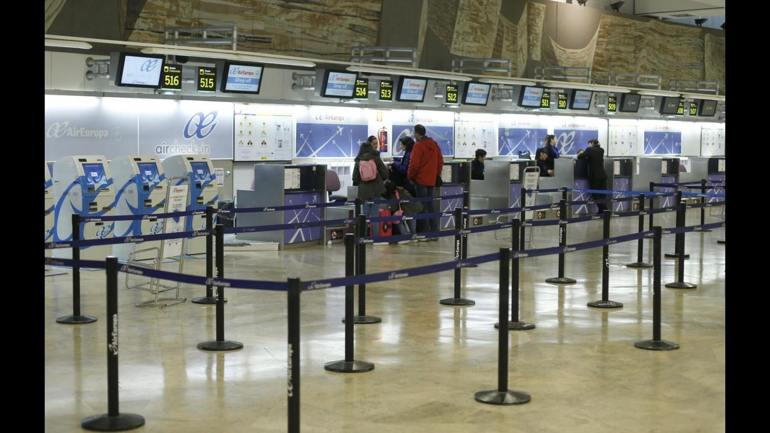 Lufthansa, oggi stop a maxi-sciopero, sindacato minaccia nuove azioni