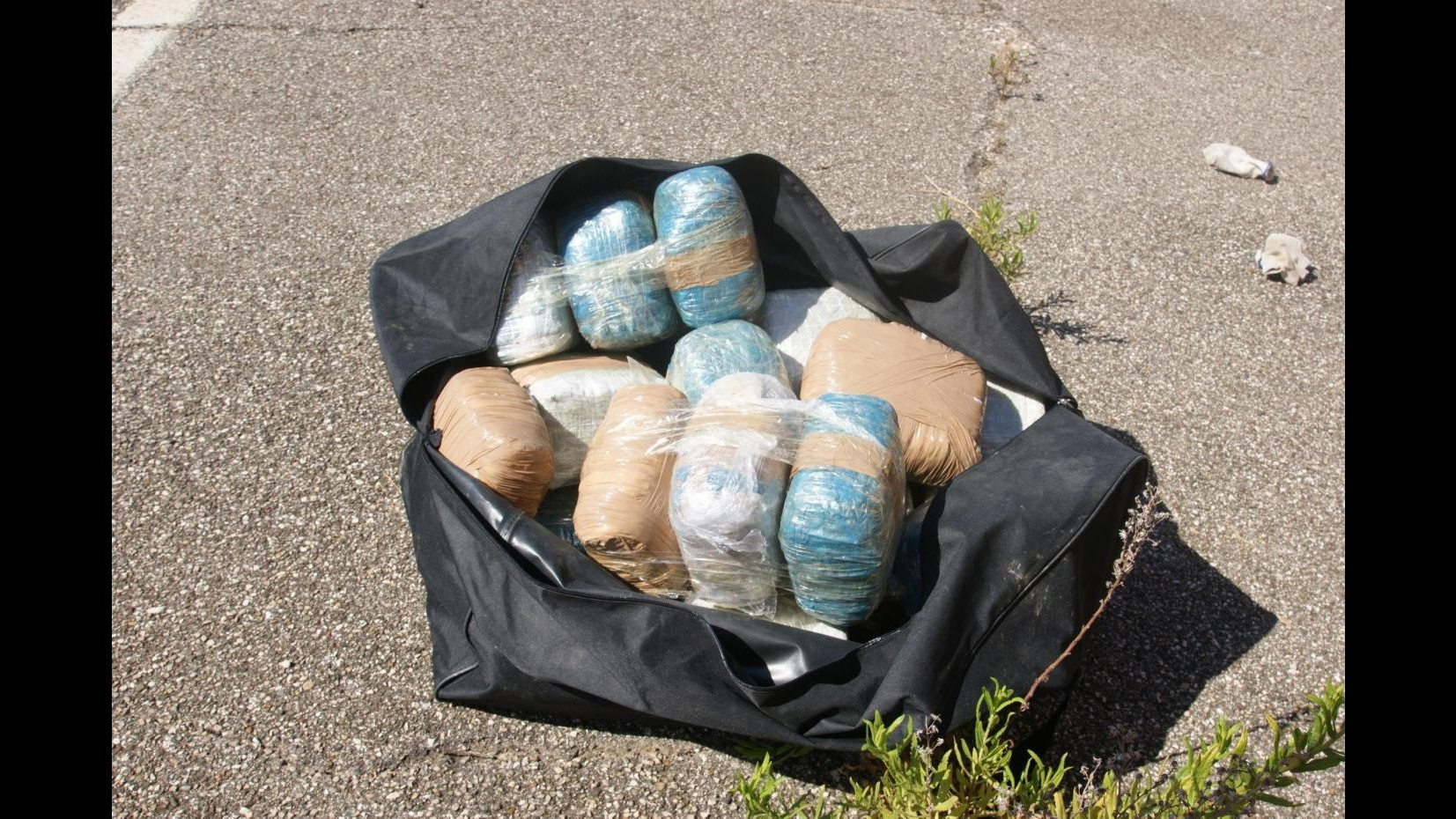 Reggio Calabria, 344 chili di cocaina sequestrati a Gioia Tauro