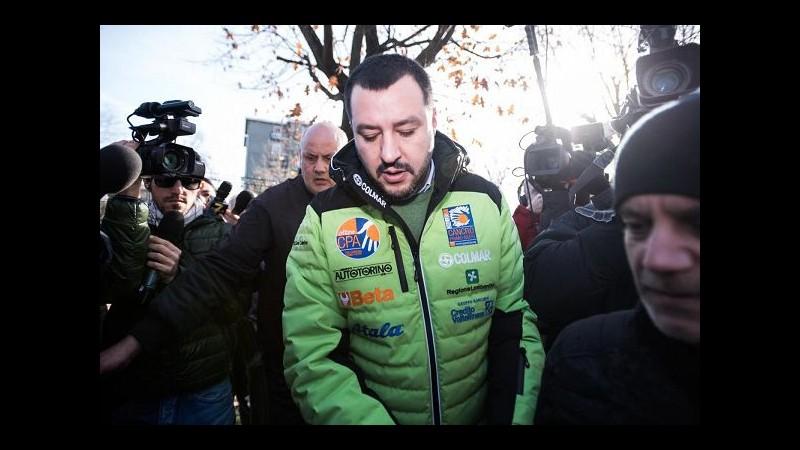 Terrorismo, Salvini: Carceri in Italia sono una bomba a orologeria