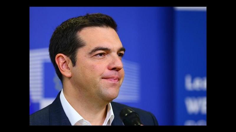 Tsipras rassicura Syriza: Cercheremo di evitare altri tagli alle pensioni