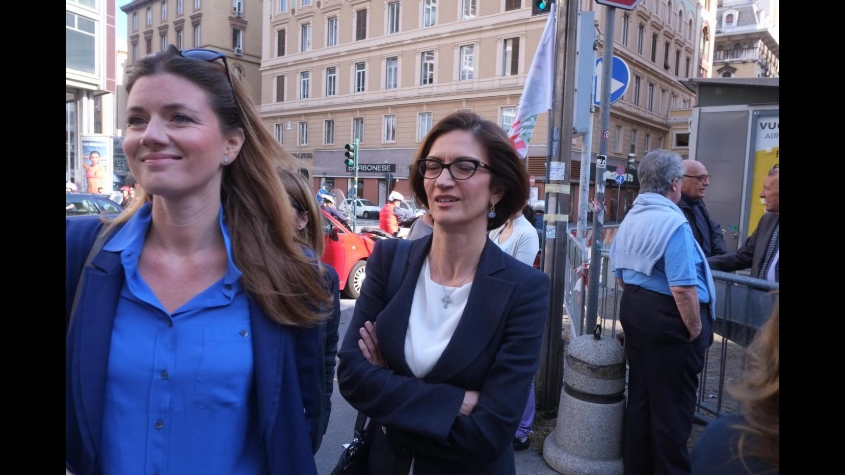 Brescia, Gelmini: Grazie a forze ordine e questura per operazione di oggi