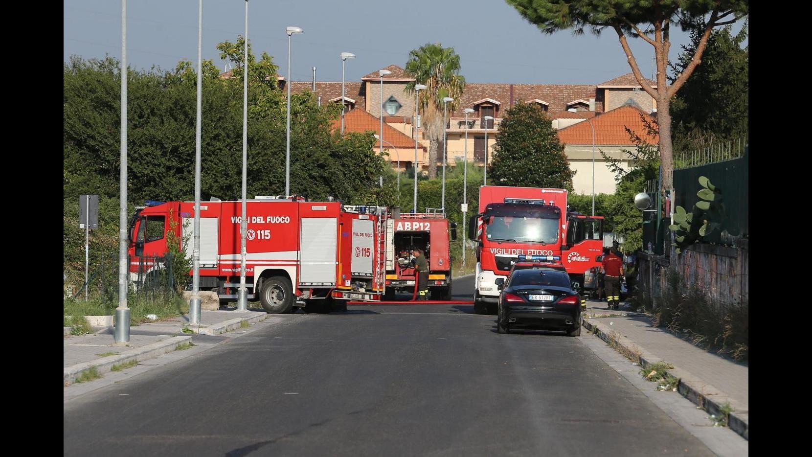 Roma, incendio in appartamento: muore una donna a Marino