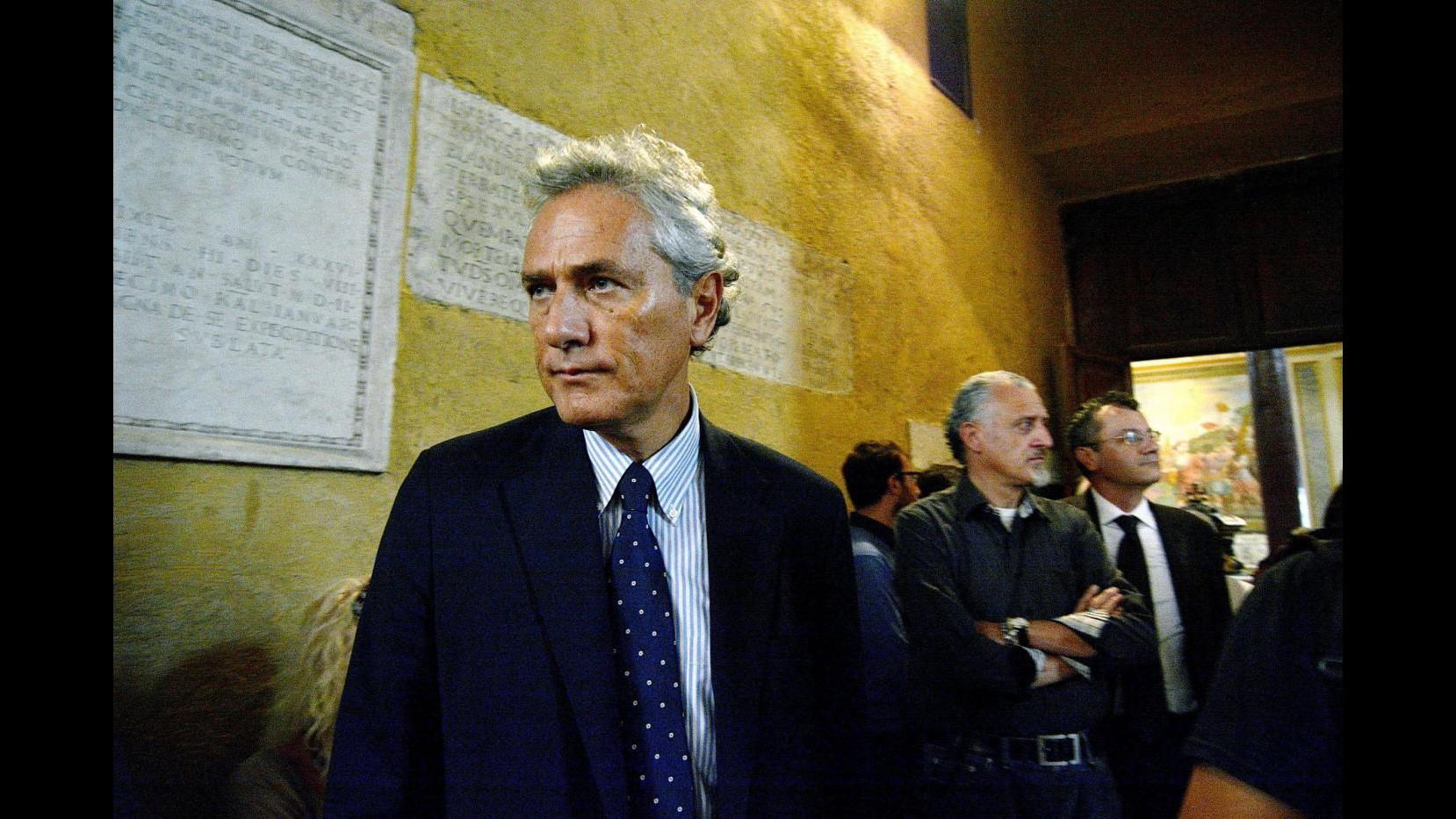 Amministrative, Rutelli presenta 'La Prossima Roma':Apriamo fase nuova