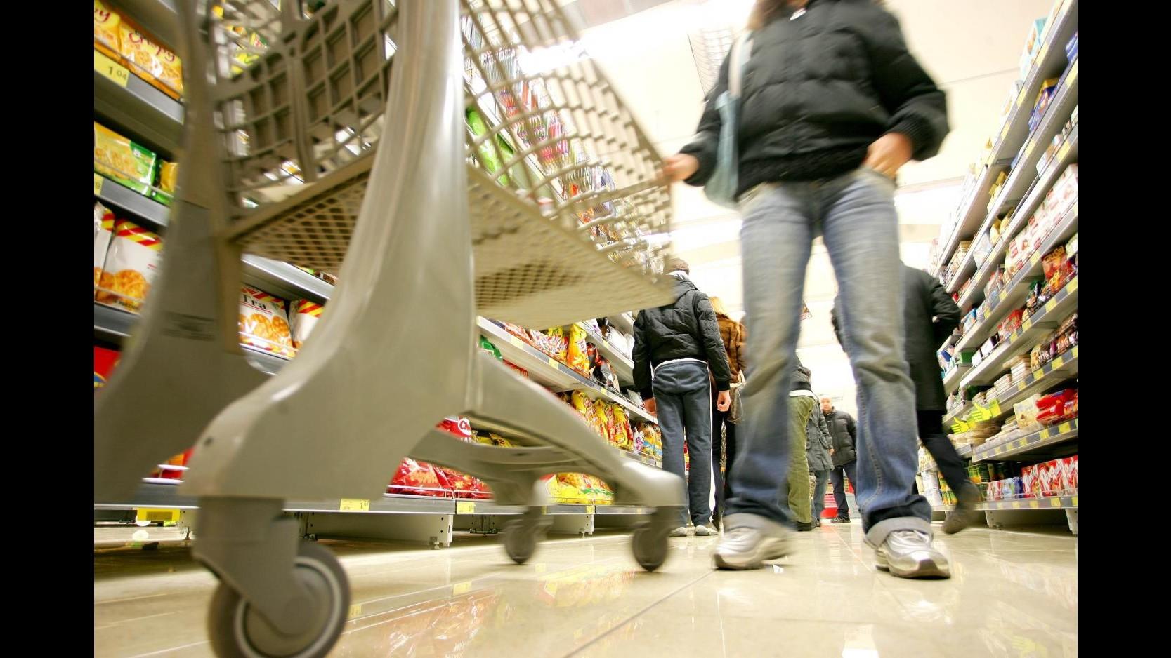 Istat: Indice fiducia consumatori novembre sale a 118.4 punti