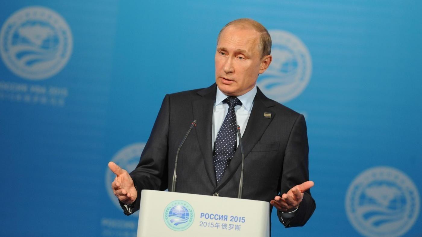 Siria, Putin: Abbattimento jet è coltellata alla schiena
