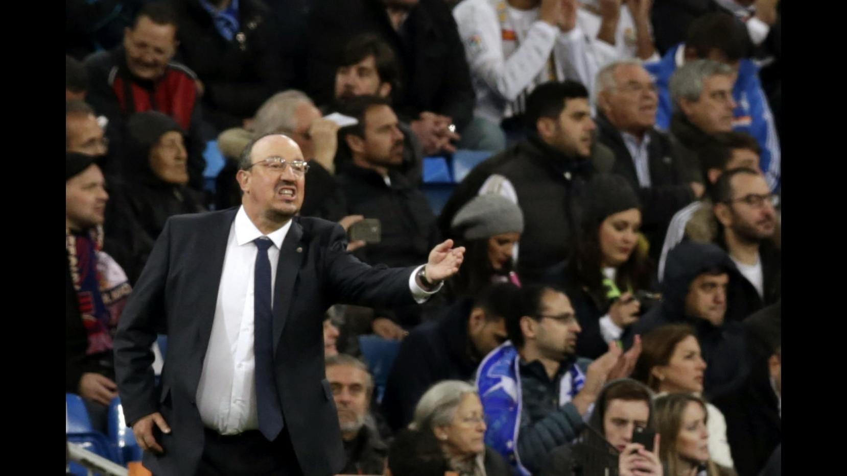 La stampa spagnola: Spogliatoio Real Madrid contro Benitez