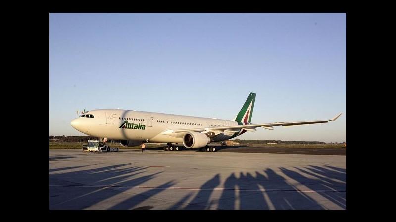 Atterraggio di emergenza a Fiumicino per volo Roma-Tel Aviv